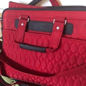 Lug Chariot laptop bag 17